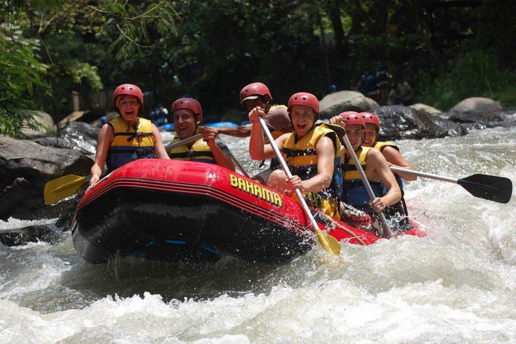 Ayung Rafting | Sai Bali Tours