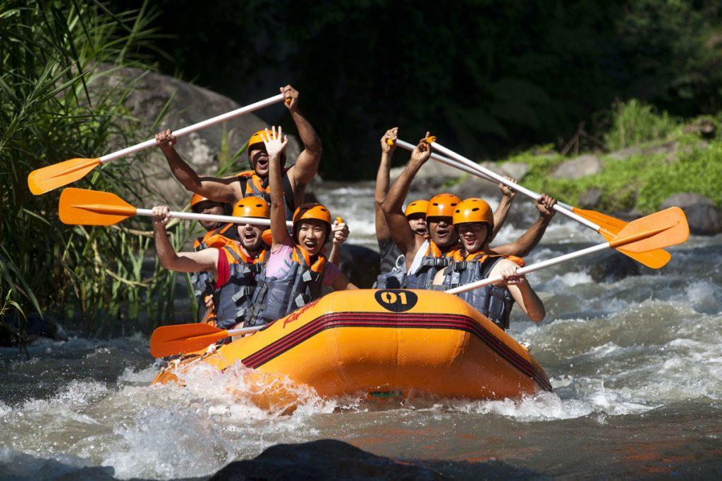 Ayung River Rafting | Sai Bali Tours
