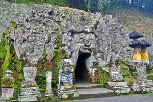 Bali Elephant Cave