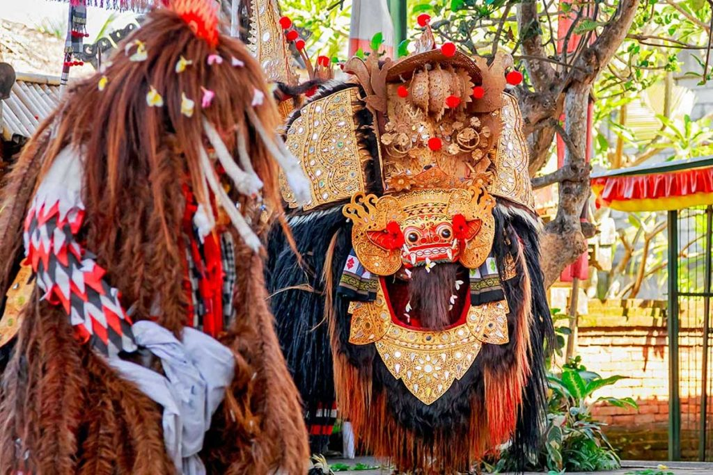 Barong & Keris Dance | Sai Bali Tours
