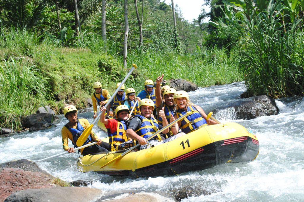 Telaga Waja River Rafting   Sai Bali Tours
