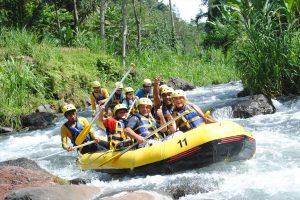 Telaga Waja River Rafting | Sai Bali Tours